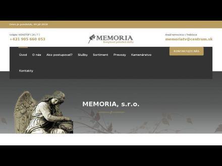www.memoriatv.sk