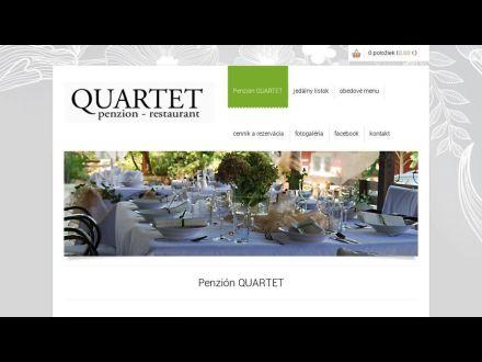 www.penzionquartet.sk
