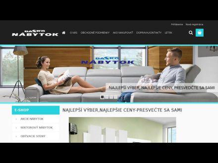 www.eshopnabytku.sk