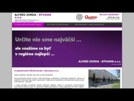 www.byvaniezorda.sk
