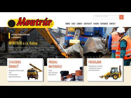 www.montrur.sk