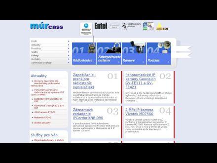 www.murcass.sk