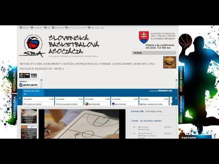 www.slovakbasket.sk