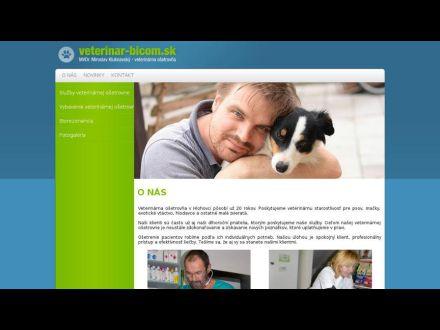 www.veterinar-bicom.sk