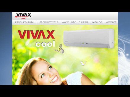 www.klimatizacie-vivax.sk