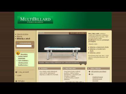 www.multibillard.sk