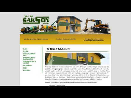 www.sakson.sk