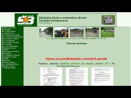 www.zssbohdanovce.stranka.info