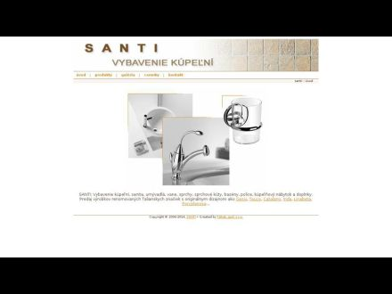 www.santi.sk