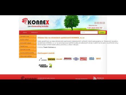 www.konnex.sk