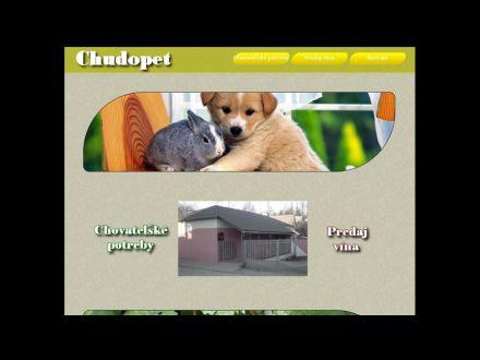 www.chudopet.sk