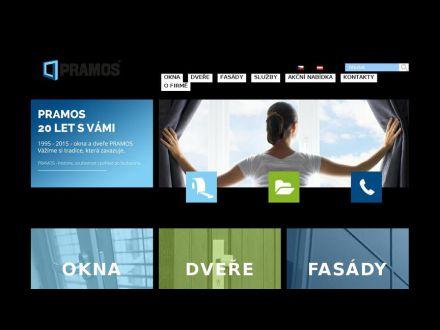 www.pramos.cz