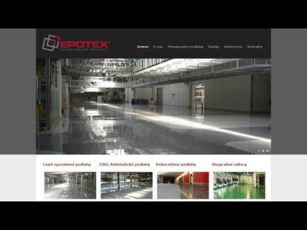 www.epotex.sk