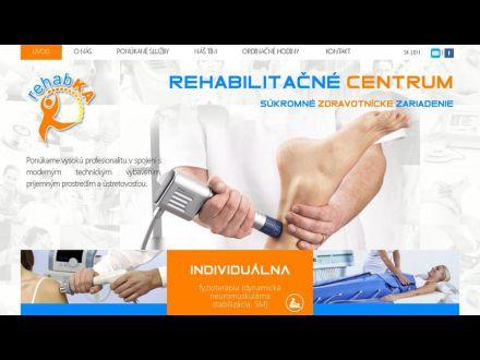www.rehabka.sk