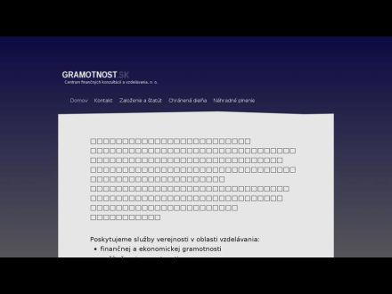 www.gramotnost.sk