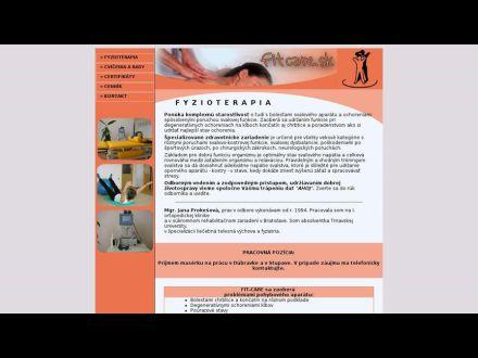 www.fitcare.sk