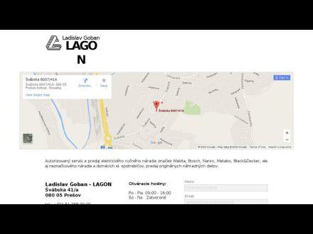 www.lagonservis.sk