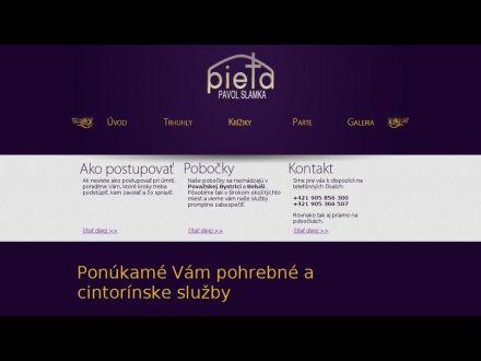 www.pieta-pb.sk