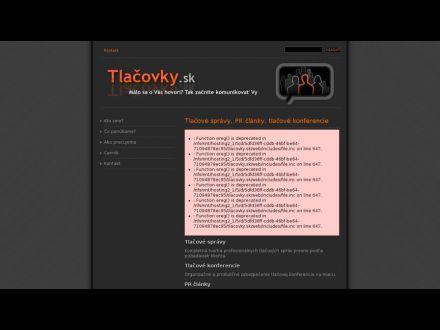 www.tlacovky.sk