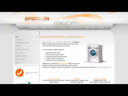 www.spektron.sk
