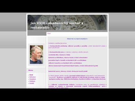 www.jan-vich.estranky.cz