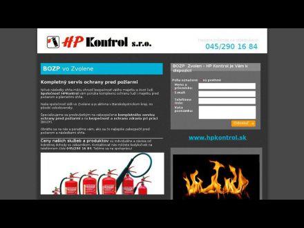 www.hpkontrol.sk