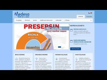 www.medesa.sk