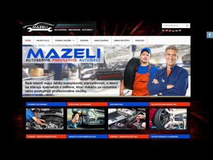 www.mazeli.sk