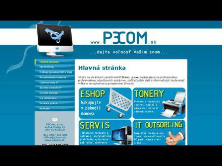 www.p3com.sk