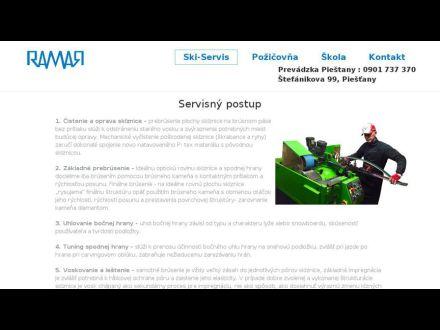 www.ramar.sk