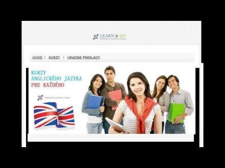 www.learnandgo.sk