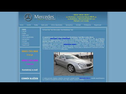 www.mercedestaxi-schwechat.eu