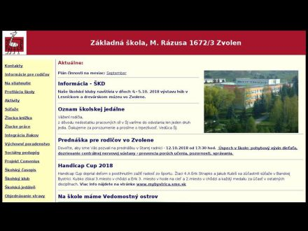 www.6zs-zvolen.sk