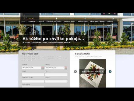 www.samariahotel.sk