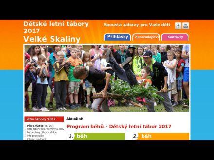 www.velkeskaliny.cz