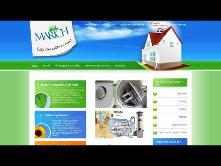www.marich.sk