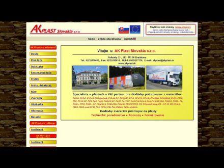 www.akplast.sk