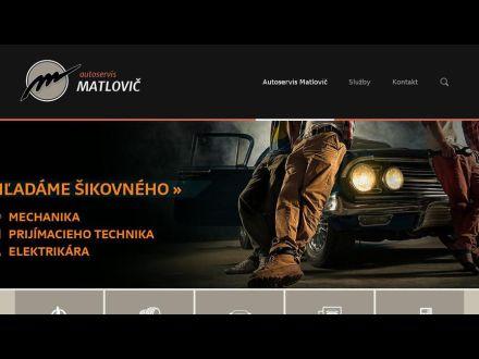 www.matlovic.sk