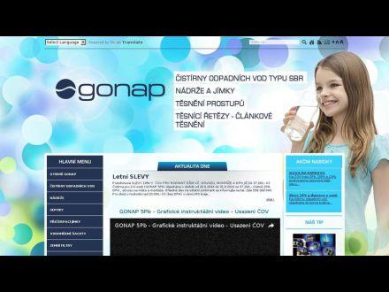 www.gonap.cz