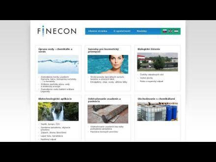www.finecon.sk
