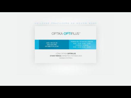 www.optiplus.sk