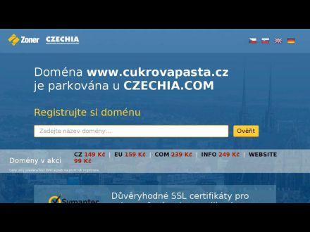 www.cukrovapasta.cz