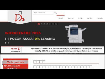www.dd21.sk