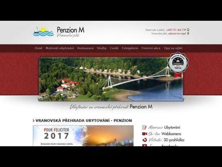 www.penzion-m.cz
