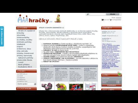 www.aaahracky.cz