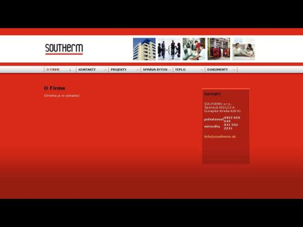 www.southerm.sk