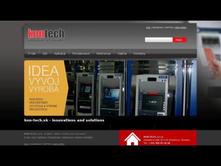 www.kon-tech.sk