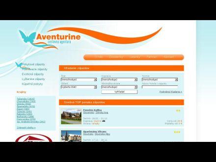 www.aventurine.sk