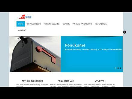 www.surema.sk