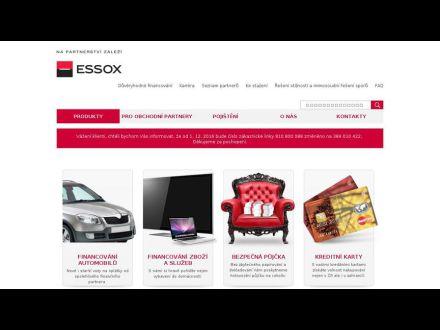 www.essox.cz